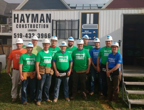 Habitat for Humanity Build Days